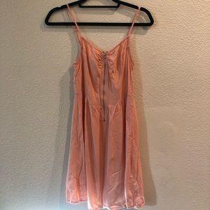 Light Pink Divided Dress